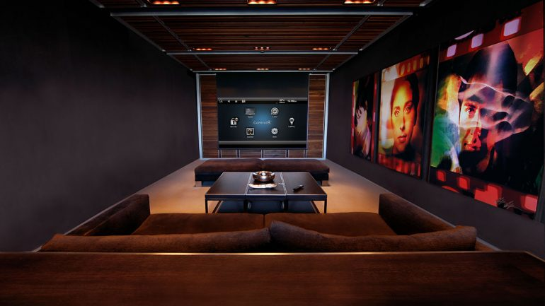 Delivering the finest Smart Home automation, multi room audio and home cinema