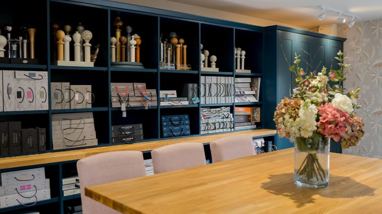 Bespoke Curtains & Interiors by Hampshire based company Neat-House Interiors