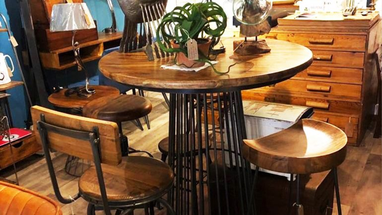 Fowler & Smith is a delightful emporium of furniture, antiques and so much more!